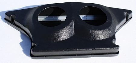 Polaris General 4 Seater >> RZR 570-800 Rear Speaker Pod (less speakers)