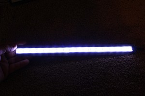 "12"" LED Light Strip  Bright White"