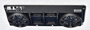 UCON-BT Deluxe Bluetooth Amplifier with KICKER Speakers & Cell Phone Holders